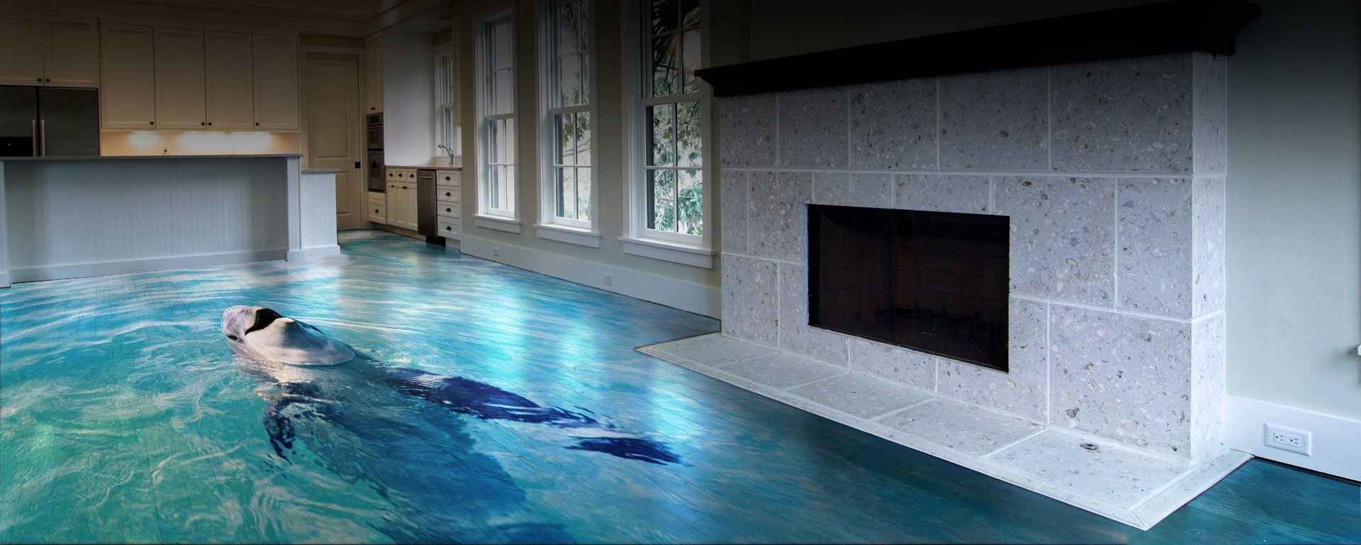 3d epoxy flooring in lucknow